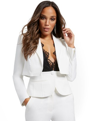 New York & Co. Two-Piece Jacket - 7th Avenue