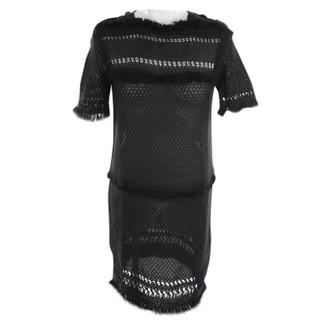 Isabel Marant Black Wool Dresses