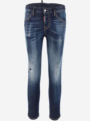 DSQUARED2 Cool Girl Stretch Denim Women's Jeans