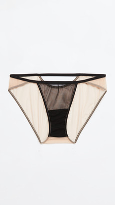 Only Hearts Whisper Colorblock String Bikini