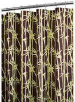 """Bamboo Garden 72"""" x 72"""" Shower Curtain"""