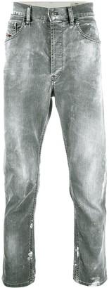 Diesel Distressed-Effect Jeans