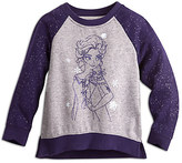 Disney Elsa Raglan Sleeve Sweatshirt for Kids