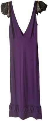 Replay Purple Dress for Women