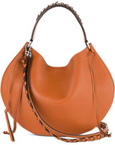 Loewe Fortune Leather Hobo Bag