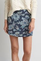 American Eagle Outfitters AE Twill Wrap Skirt