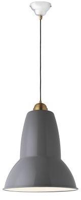 Anglepoise Original 1227 Giant Brass Pendant Light