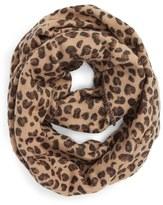 BP Leopard Pattern Infinity Scarf
