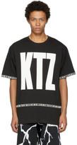 Kokon To Zai Black Letter T-shirt