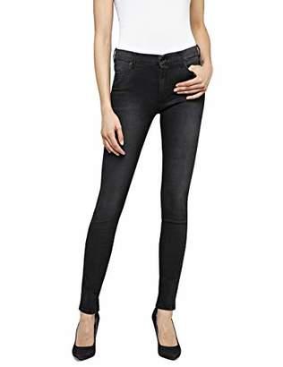Replay Women's Stella Skinny Jeans, (Dark Blue 7)