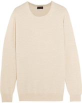 J.Crew Collection Cashmere Sweater - Beige