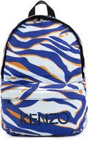 Kenzo printed backpack