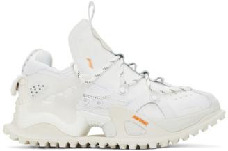 Li-Ning White Titan Halo Sneakers