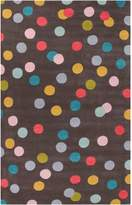 Jaipur Living Rugs Youth Dots Pattern Hand-Tufted Wool Rug
