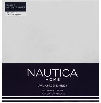 Nautica Valance Sheet