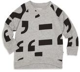 Nununu Toddler's, Little Boy's & Boy's Long Sleeve Sweatshirt