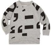 Nununu Toddler's & Little Boy's Long Sleeve Sweatshirt