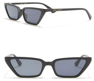 Betsey Johnson Square Sunglasses