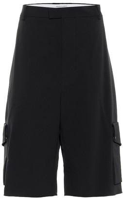 Bottega Veneta High-rise Bermuda shorts