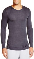 Hanro Wool Blend Long Sleeve Tee