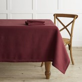 Williams-Sonoma Williams Sonoma Linen Double Hemstitch Tablecloth