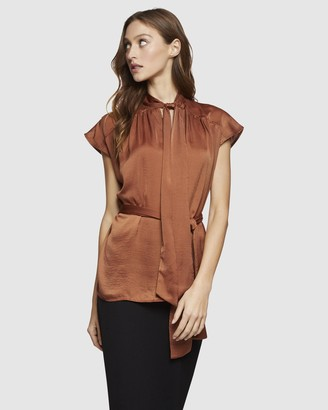 Oxford Helsy Blouse