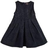 Imoga Sleeveless Pleated A-Line Dress, Size 4-6