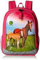John Deere Girls' Backpack
