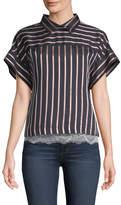 Paul & Joe Sister Women's Barty Striped Blouse