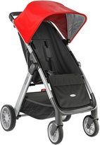OXO Tot Cubby Stroller - Charcoal/Red - Aluminium Base