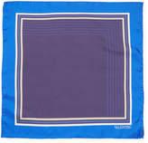 """Valentino Women's Silk Square Scarf 17"""" x 17"""""""