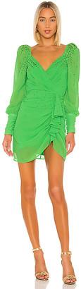 LPA Braxton Embellished Dress