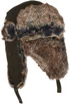 Howick Faux Fur Lined Trapper Hat