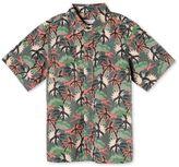 Stella McCartney khaki hawaiian print rowan shirt