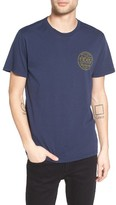 Obey Men's Worldwide Manufacturing Graphic T-Shirt