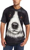 The Mountain Border Collie T-Shirt, 4X-Large