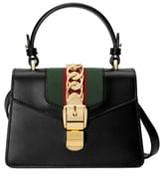 Gucci Mini Top Handle Leather Shoulder Bag