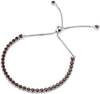 Tsai X Tsai Zhongshan Garnet Bracelet Sterling Silver