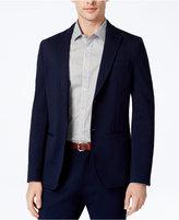 Michael Kors Men's Slim-Fit Melange Ponte Blazer