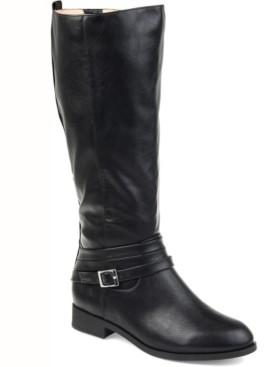 Journee Collection Women's Comfort Extra Wide Calf Ivie Boot Women's Shoes