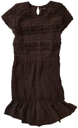 Isabel Marant Grey Silk Dresses