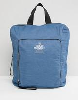 Cheap Monday Zipsack Backpack