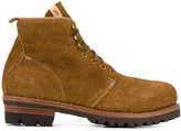 Visvim 'Zermatt' boots - men - Leather/Suede/rubber - 10