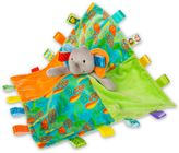 Taggies TaggiesTM Little Leaf Grey Elephant Character Blanket