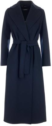 S Max Mara 'S Max Mara Long Robe Coat
