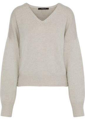 Derek Lam Cashmere And Cotton-Blend Sweater