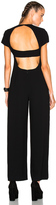 Alexander Wang Open Back Jumpsuit