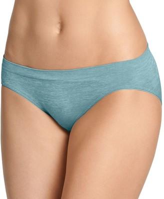 Jockey Women's Smooth & Shine Seamfree Bikini Panty 2186