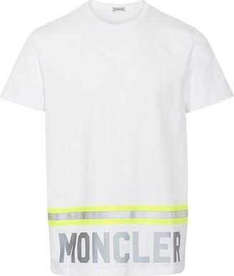 Moncler Fireman Logo t-shirt
