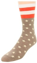 Free People Americana Sock (Khaki) - Footwear